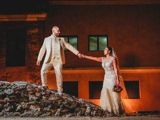 El matrimonio de Diana y Jair