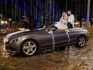 El matrimonio de Héctor y Marcela