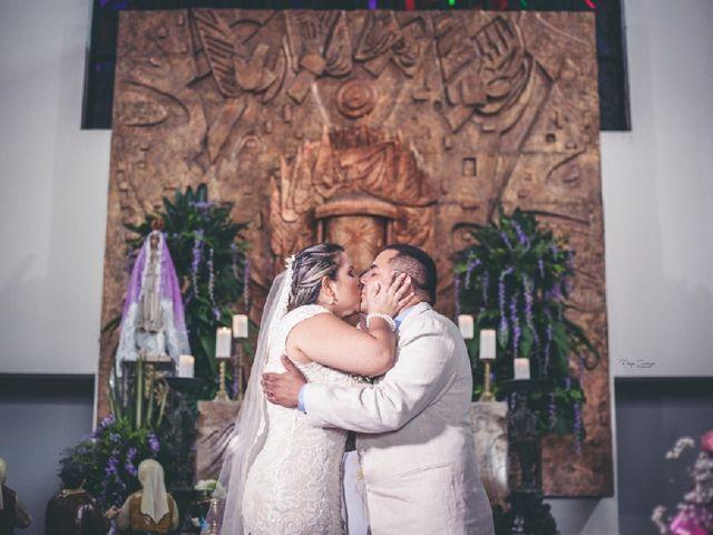 El matrimonio de Pablo y Vanessa en Cali, Valle del Cauca 6