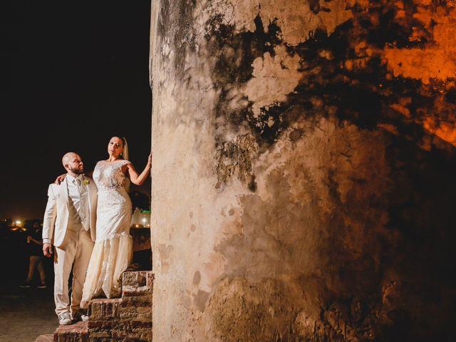 El matrimonio de Jair y Diana en Cartagena, Bolívar 14