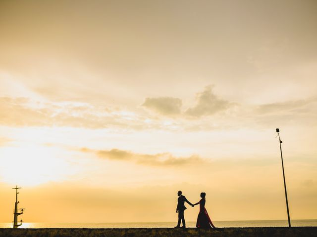 El matrimonio de Jair y Diana en Cartagena, Bolívar 25