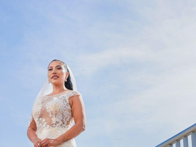 El matrimonio de Jair y Diana en Cartagena, Bolívar 41