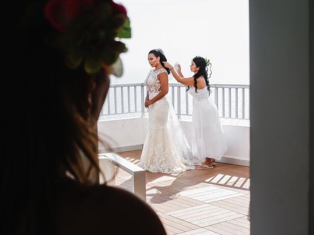El matrimonio de Jair y Diana en Cartagena, Bolívar 45