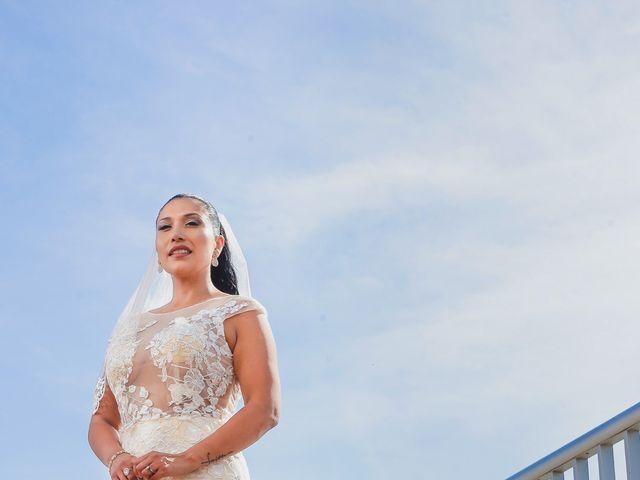 El matrimonio de Jair y Diana en Cartagena, Bolívar 46