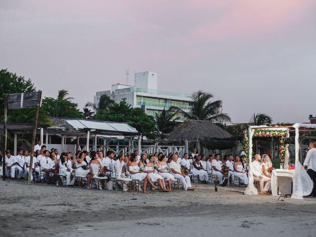 El matrimonio de Jair y Diana en Cartagena, Bolívar 51