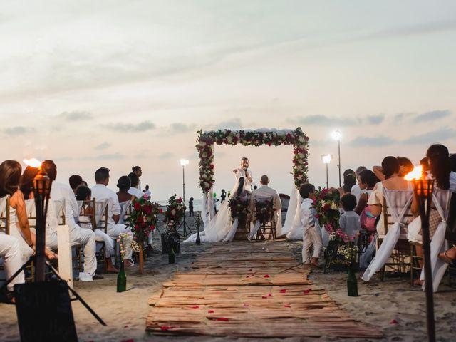 El matrimonio de Jair y Diana en Cartagena, Bolívar 52