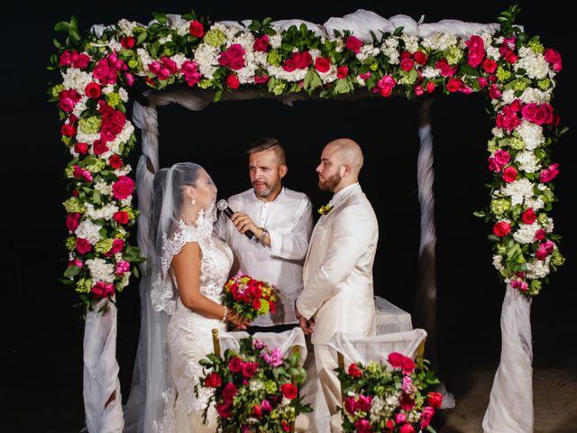 El matrimonio de Jair y Diana en Cartagena, Bolívar 54