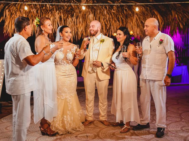 El matrimonio de Jair y Diana en Cartagena, Bolívar 58