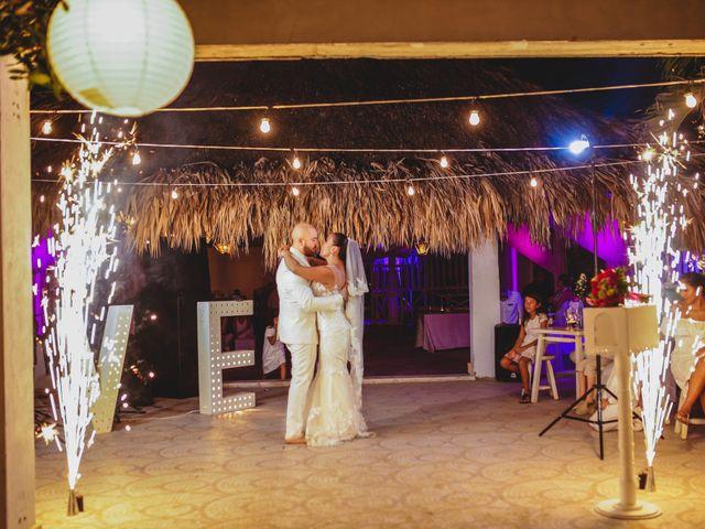 El matrimonio de Jair y Diana en Cartagena, Bolívar 59