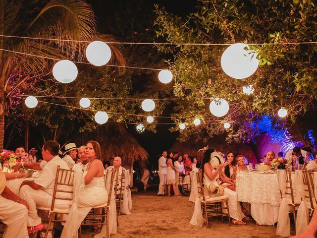 El matrimonio de Jair y Diana en Cartagena, Bolívar 60