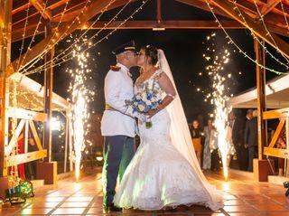 El matrimonio de Juana y Mateo