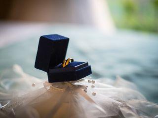 El matrimonio de Anyelina  y Evert  1