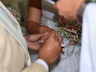 El matrimonio de Anyelina  y Evert  2