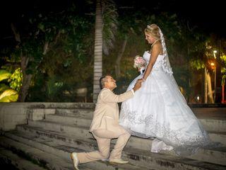 El matrimonio de Anyelina  y Evert  3