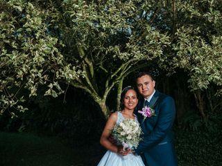El matrimonio de Xiomara y Camilo 1