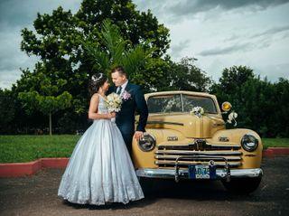 El matrimonio de Xiomara y Camilo