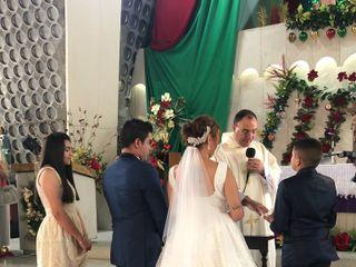 El matrimonio de Carolina y Juan Miguel 1