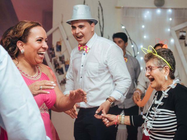 El matrimonio de Camilo y Xiomara en Armenia, Quindío 18