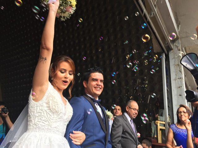 El matrimonio de Carolina y Juan Miguel