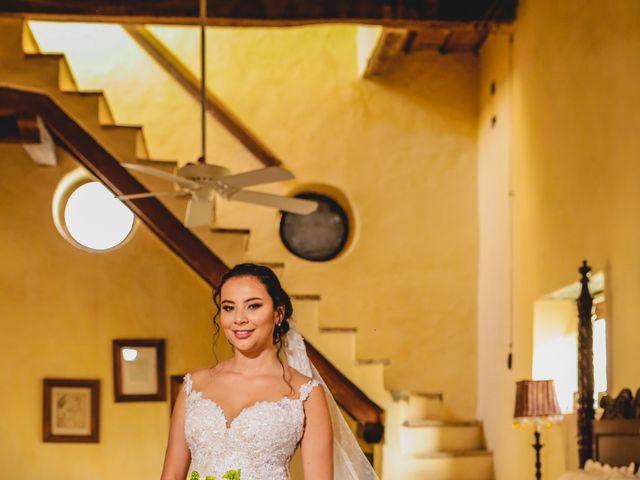 El matrimonio de Nader y katherine en Cartagena, Bolívar 6