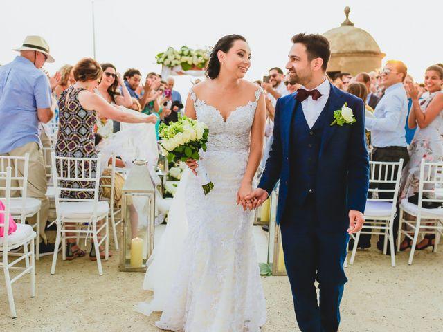 El matrimonio de Nader y katherine en Cartagena, Bolívar 10