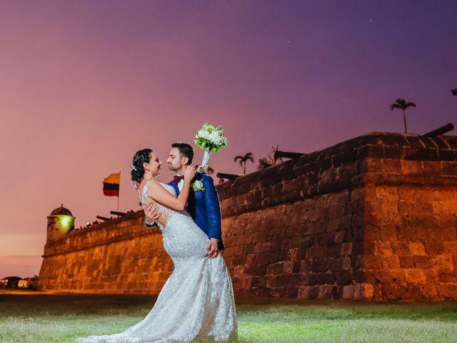 El matrimonio de Nader y katherine en Cartagena, Bolívar 2