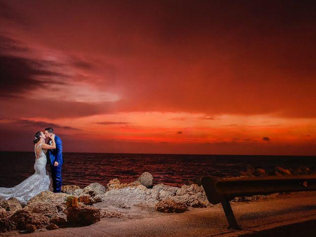 El matrimonio de Nader y katherine en Cartagena, Bolívar 15