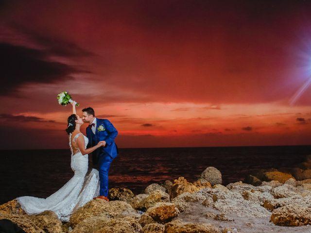 El matrimonio de Nader y katherine en Cartagena, Bolívar 16