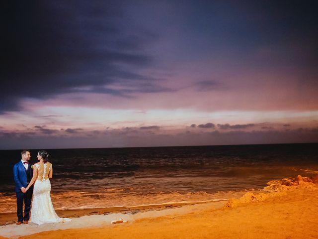 El matrimonio de katherine y Nader