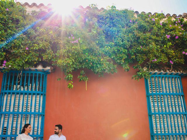 El matrimonio de Nader y katherine en Cartagena, Bolívar 24