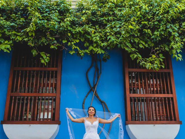 El matrimonio de Nader y katherine en Cartagena, Bolívar 28