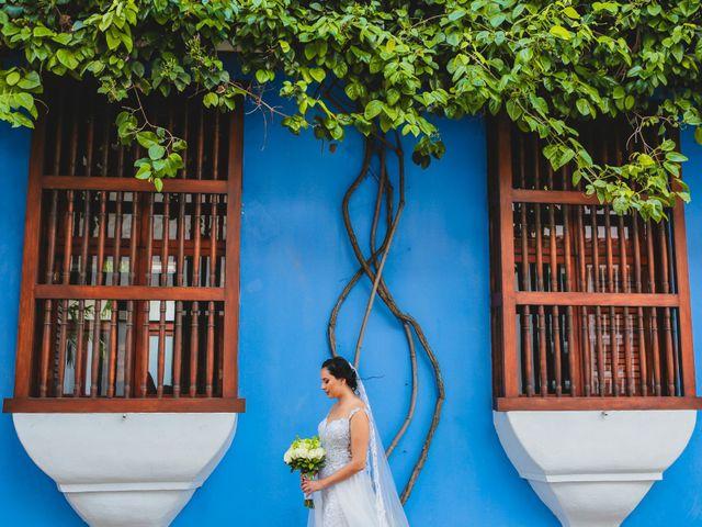 El matrimonio de Nader y katherine en Cartagena, Bolívar 29