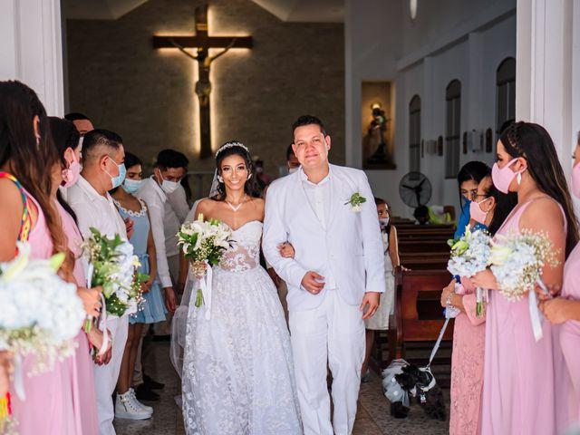 El matrimonio de Jose y Lisie en Barranquilla, Atlántico 13