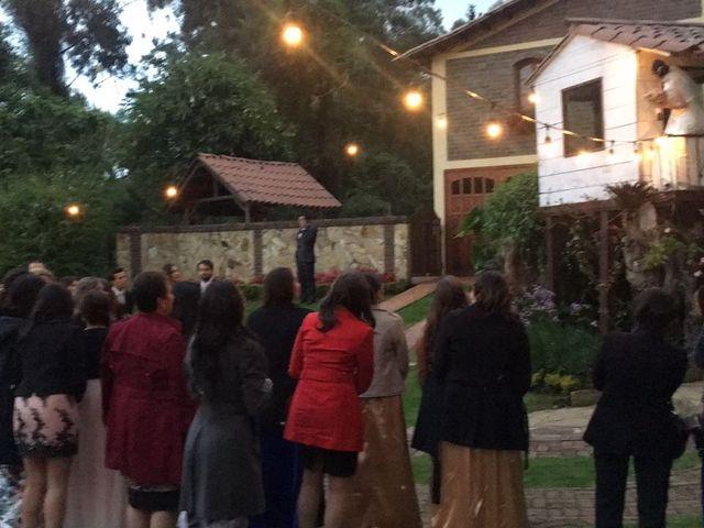 El matrimonio de Javier y Lina en Subachoque, Cundinamarca 11