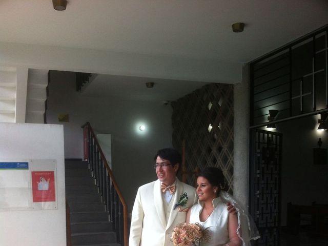 El matrimonio de Javier y Lina en Subachoque, Cundinamarca 13