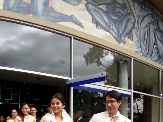 El matrimonio de Javier y Lina en Subachoque, Cundinamarca 16