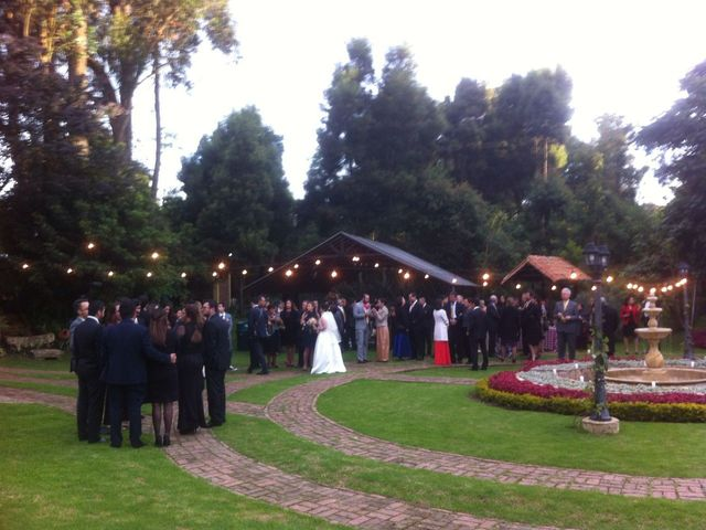 El matrimonio de Javier y Lina en Subachoque, Cundinamarca 17