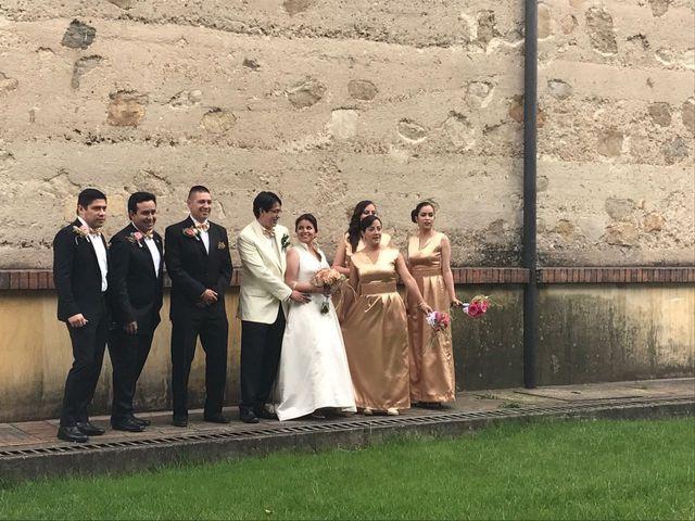 El matrimonio de Javier y Lina en Subachoque, Cundinamarca 18