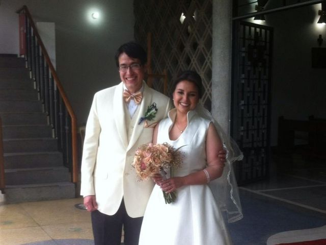 El matrimonio de Lina y Javier