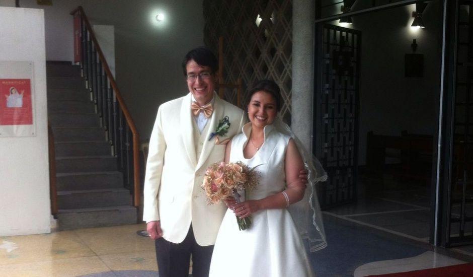 El matrimonio de Javier y Lina en Subachoque, Cundinamarca