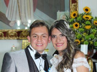 El matrimonio de Mayra Alejandra y José Fernando  1
