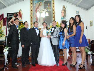 El matrimonio de Mayra Alejandra y José Fernando  2