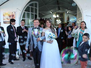 El matrimonio de Mayra Alejandra y José Fernando  3