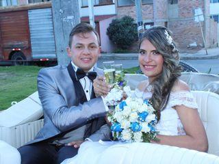 El matrimonio de Mayra Alejandra y José Fernando