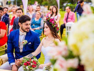 El matrimonio de Daiana y Gabriel