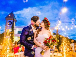 El matrimonio de Daiana y Gabriel 2