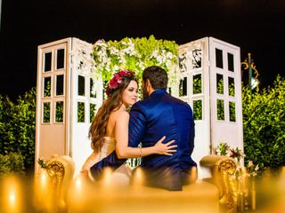 El matrimonio de Daiana y Gabriel 3