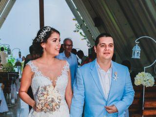 El matrimonio de Angélica y Juan Carlos