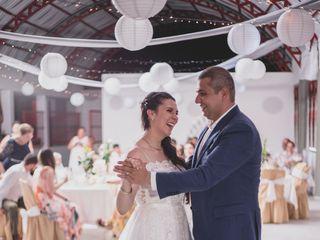 El matrimonio de Cristian y Sofía 2