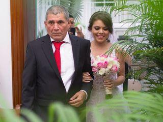 El matrimonio de Vanessa y Alexander 3